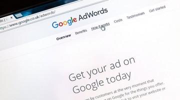 Adwords libera gestão de até 5 contas por e-mail