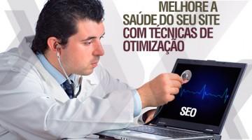 Otimização de sites para médicos