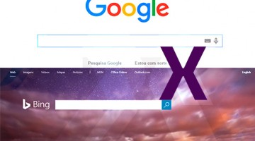 Bing x Google: Vantagens e Desvantagens