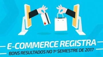 E-commerce registra bons resultados no 1º semestre de 2017