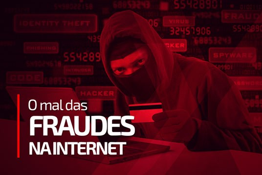 O mal das fraudes na Internet