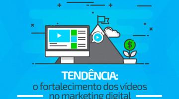 Tendência: o fortalecimento dos vídeos no marketing digital