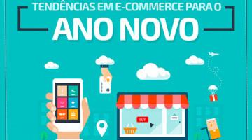 Tendências em e-commerce para o ano novo