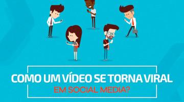 Como um vídeo se torna viral em social media?