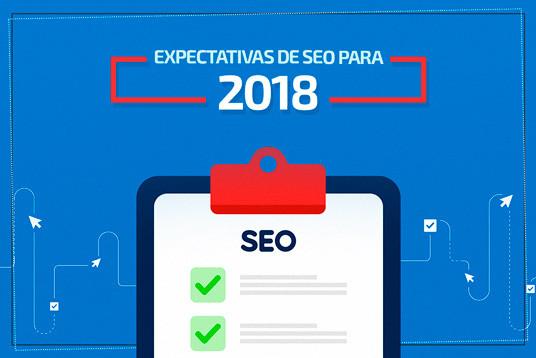 Expectativas de SEO para 2018
