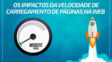 Os impactos da velocidade de carregamento de páginas na web